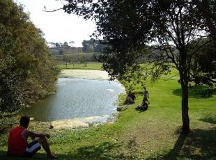 - Vista do Lago - Fonte: IPPUC